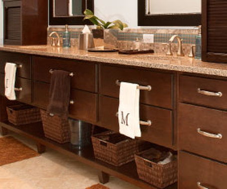 Bathroom Cabinets Knoxville Tn bathroom vanity | re-bath | baton rouge, lafayette, new orleans